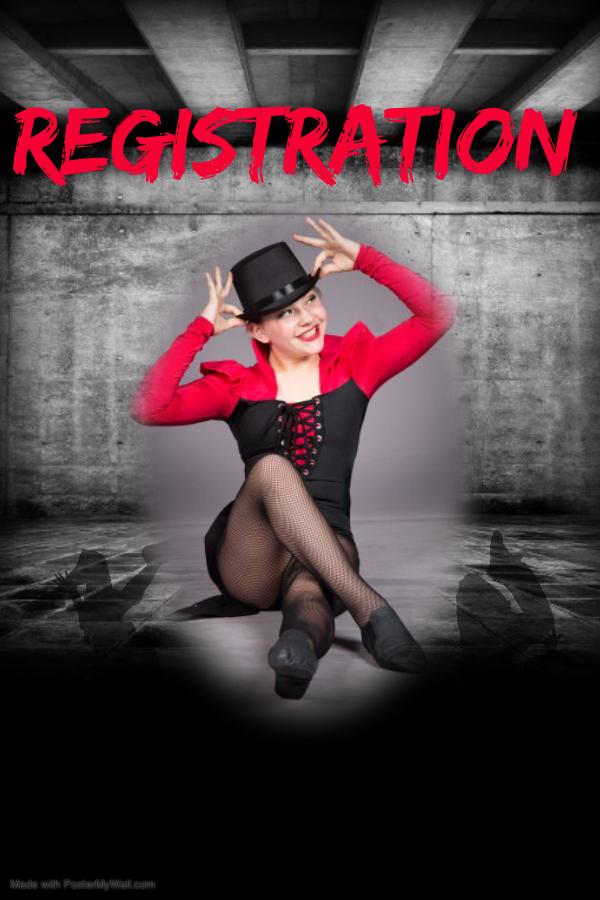 Fall Dance Registration